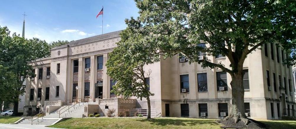 ashland county oh marriage records